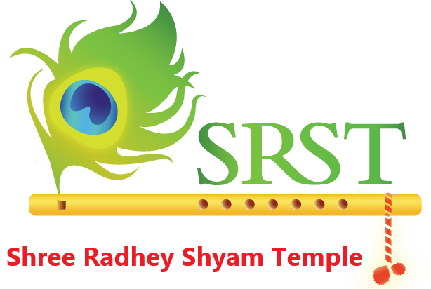 Logo for Shree Radhey Shyam Temple